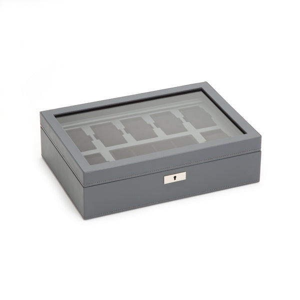 Wolf Howard Grey Watch Box 465265 - Hamilton & Lewis Jewellery