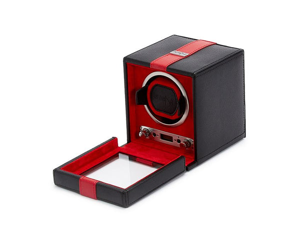 Wolf REDBAR SINGLE WATCH WINDER 800661 - Hamilton & Lewis Jewellery