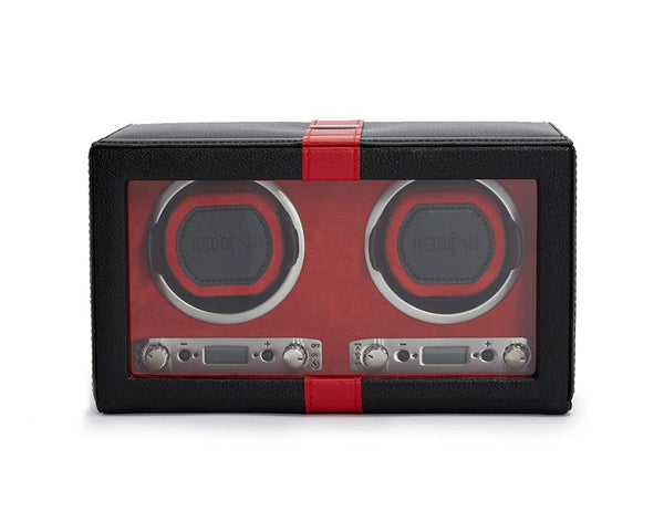 Wolf REDBAR DOUBLE WATCH WINDER 800662 - Hamilton & Lewis Jewellery