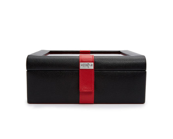 Wolf 8 Piece Redbar Watch Box 800663 - Hamilton & Lewis Jewellery