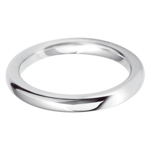2.5mm Classic Heavy Court - Hamilton & Lewis Jewellery