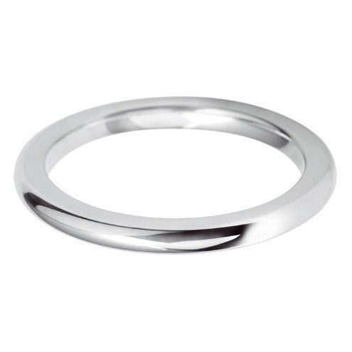 2mm Classic Heavy Court - Hamilton & Lewis Jewellery
