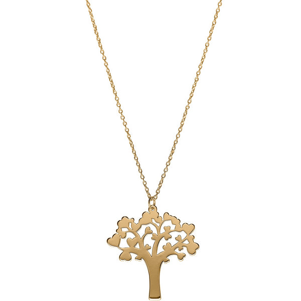 Unique & Co 9ct. Yellow Gold Necklace - DK-30 - Hamilton & Lewis Jewellery