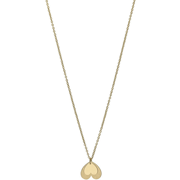 Unique & Co 9ct. Yellow Gold Necklace - DK-31 - Hamilton & Lewis Jewellery