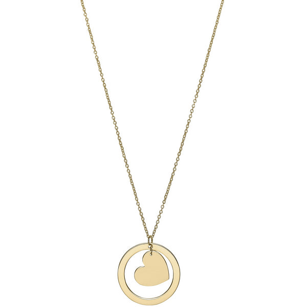 Unique & Co 9ct. Yellow Gold Necklace - DK-32 - Hamilton & Lewis Jewellery