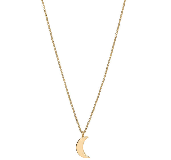 Unique & Co 9ct. Yellow Gold Necklace - DK-44 - Hamilton & Lewis Jewellery