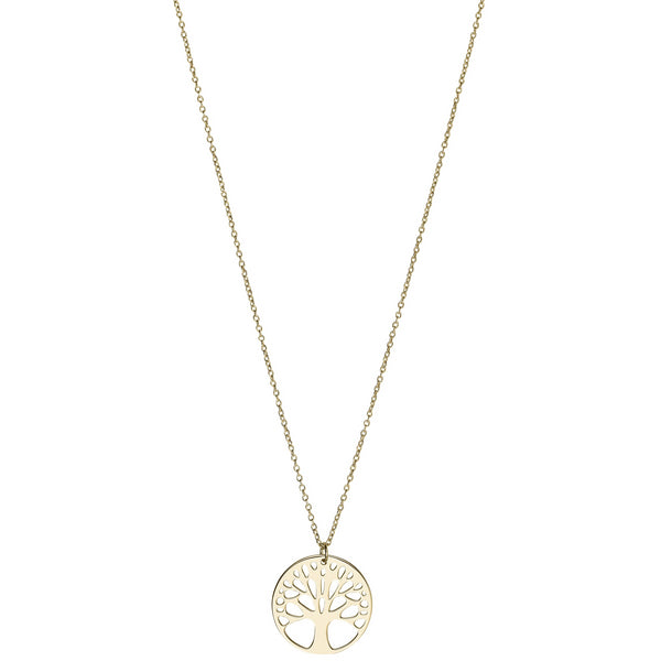 Unique & Co 9ct. Yellow Gold Necklace - DK-58 - Hamilton & Lewis Jewellery