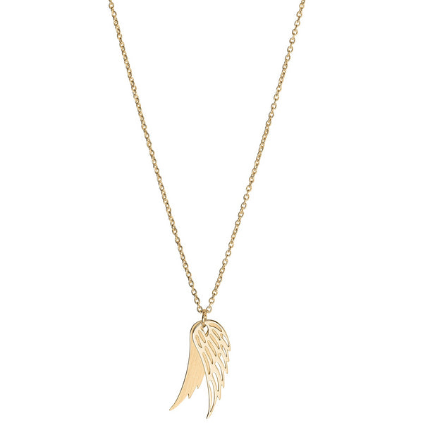 Unique & Co 9ct. Yellow Gold Necklace - DK-59 - Hamilton & Lewis Jewellery