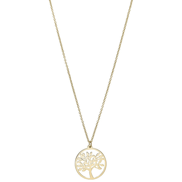 Unique & Co 9ct. Yellow Gold Necklace - DK-61 - Hamilton & Lewis Jewellery