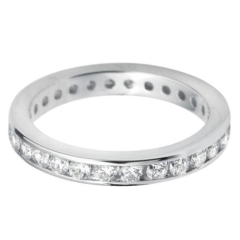 4.2mm ET101 (3.0) Eternity Ring - Hamilton & Lewis Jewellery