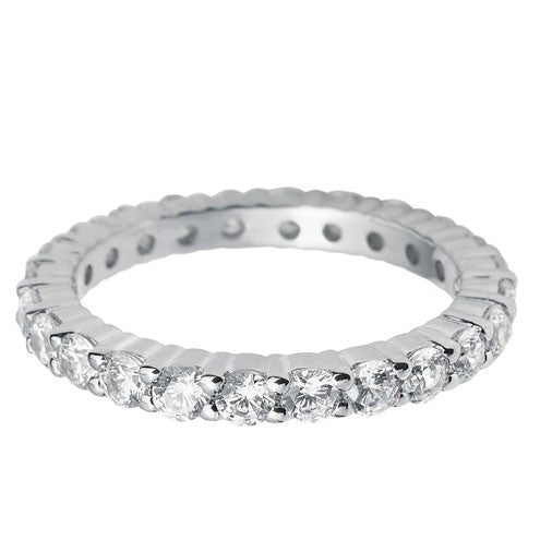 2.5mm ET102 (2.5) Eternity Ring - Hamilton & Lewis Jewellery