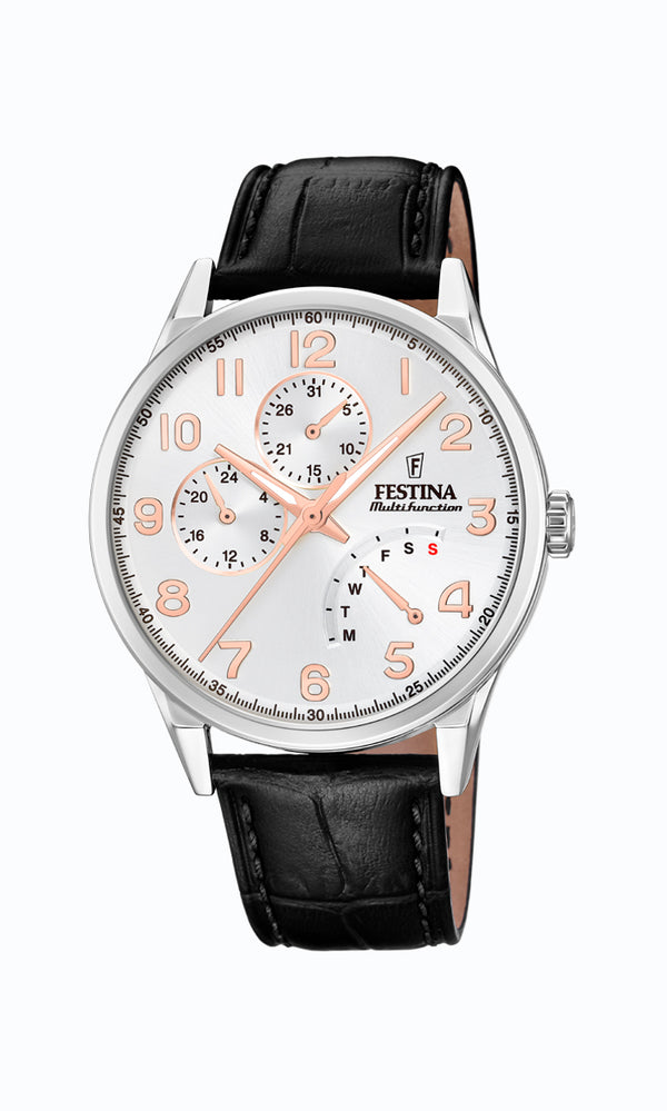 Festina Mens Chrono Watch F20278/A - Hamilton & Lewis Jewellery