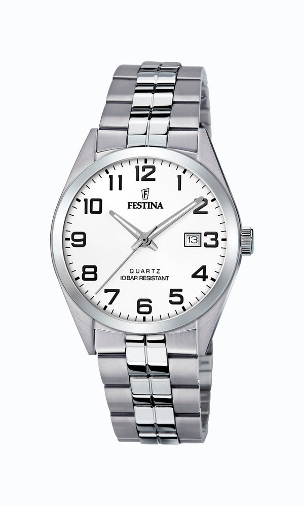 Festina Mens Watch F20437/1 - Hamilton & Lewis Jewellery