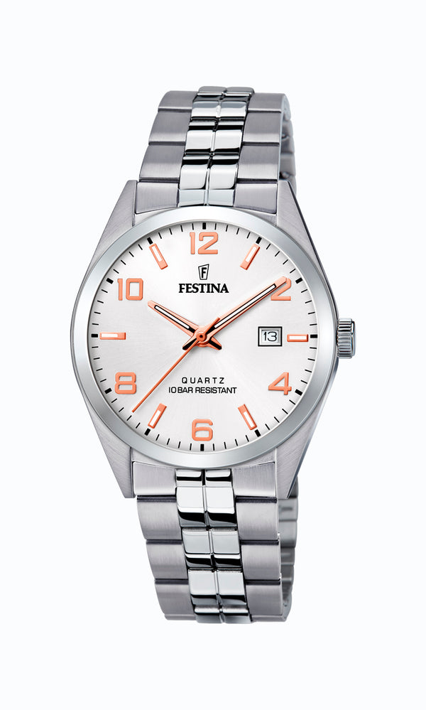 Festina Mens Watch F20437/6 - Hamilton & Lewis Jewellery