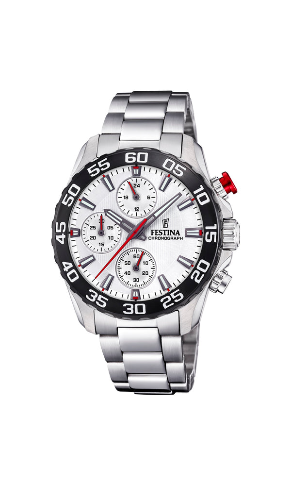 Festina Mens Watch F20457/1 - Hamilton & Lewis Jewellery