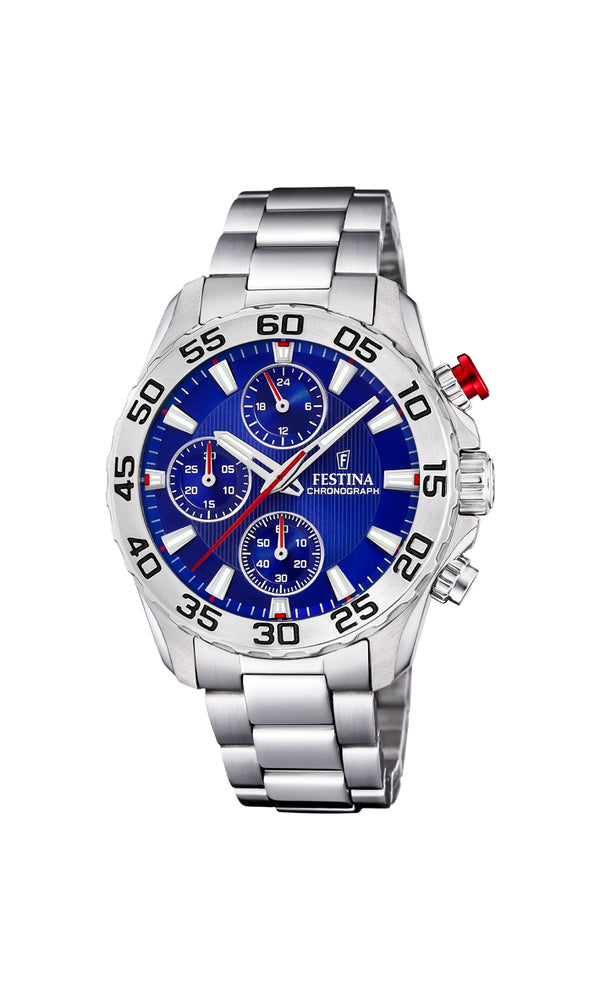 Festina Mens Watch F20457/2 - Hamilton & Lewis Jewellery