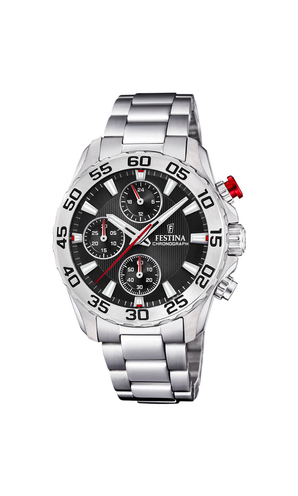 Festina Mens Watch F20457/3 - Hamilton & Lewis Jewellery