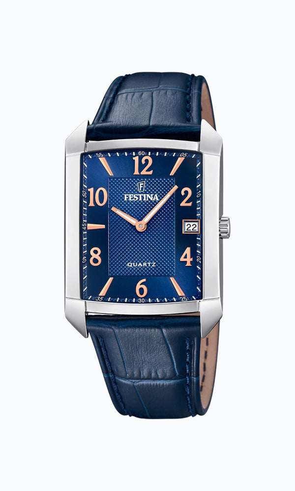 Festina Mens Watch F20464/2 - Hamilton & Lewis Jewellery