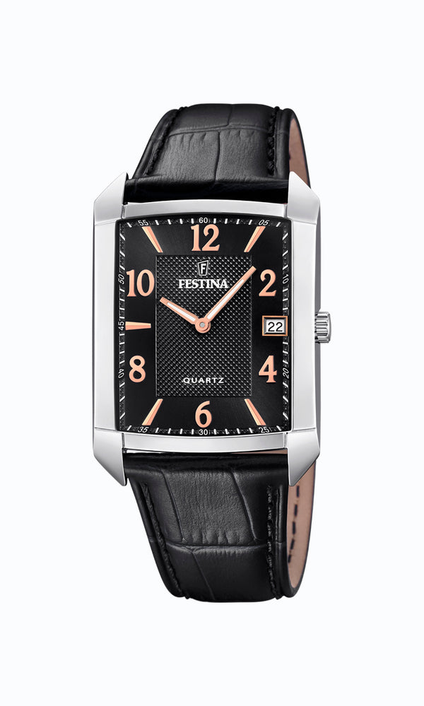 Festina Mens Watch F20464/3 - Hamilton & Lewis Jewellery
