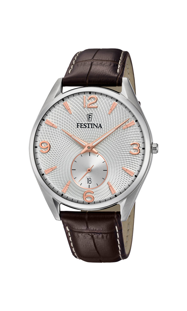 Festina Mens Watch F6857/7 - Hamilton & Lewis Jewellery
