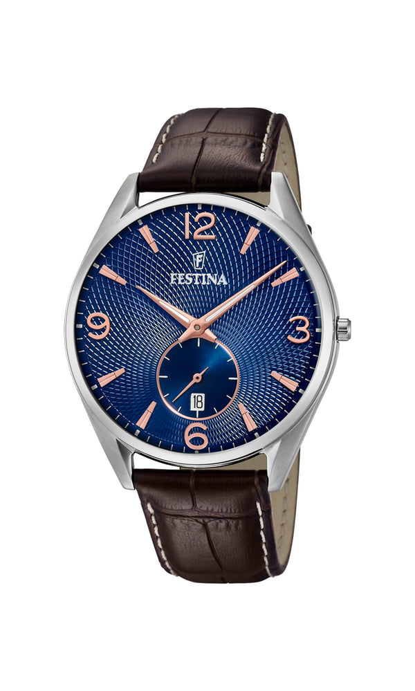 Festina Mens Watch F6857/8 - Hamilton & Lewis Jewellery