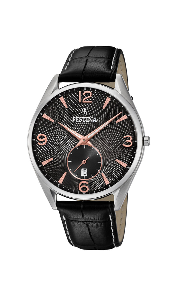Festina Mens Watch F6857/9 - Hamilton & Lewis Jewellery