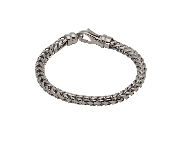 Unique & Co Stainless Steel Bracelet LAB-131 - Hamilton & Lewis Jewellery
