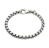 Unique & Co Stainless Steel Bracelet LAB-68 - Hamilton & Lewis Jewellery