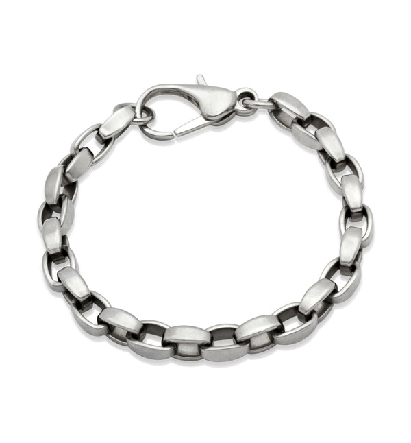 Unique & Co Stainless Steel Bracelet LAB-69 - Hamilton & Lewis Jewellery