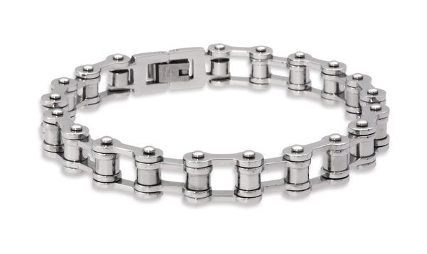 Unique & Co Stainless Steel Bracelet LAB-96 - Hamilton & Lewis Jewellery