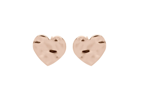 Unique & Co Ladies Sterling Silver Earrings ME-643 - Hamilton & Lewis Jewellery