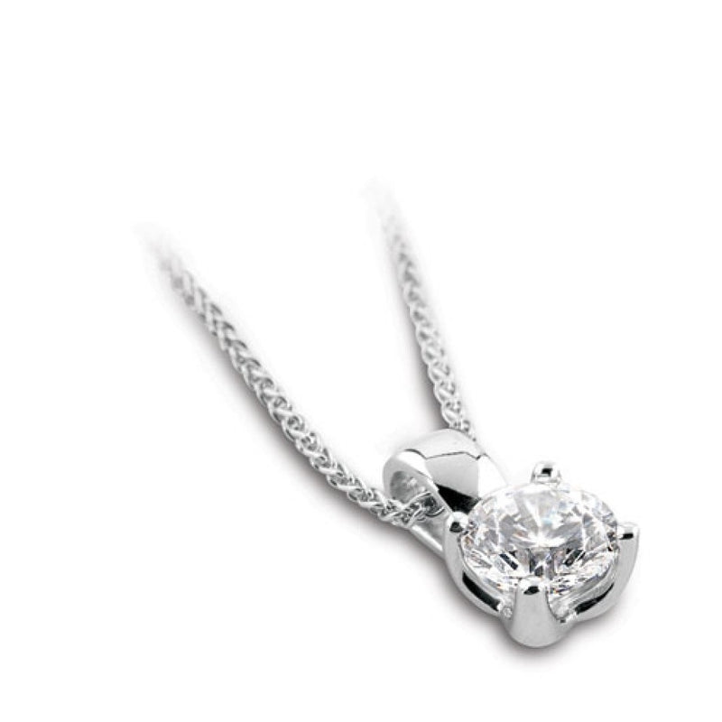 Four Claw Pendant PD256 - Hamilton & Lewis Jewellery