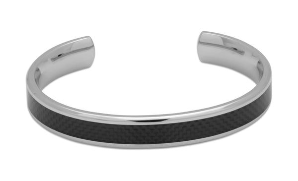 Unique & Co Stainless Steel Bracelet QB-90 - Hamilton & Lewis Jewellery
