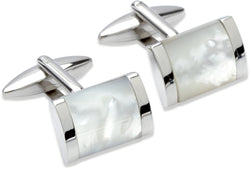 Unique & Co Steel Cufflinks QC-175