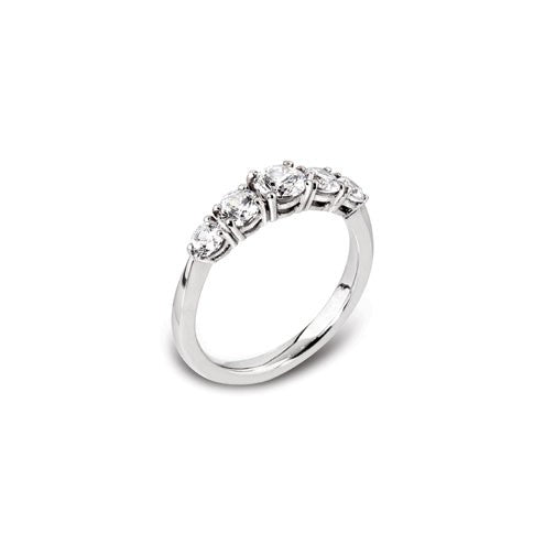 Multi-stone Ring 1.00ct - 2.00ct - Hamilton & Lewis Jewellery