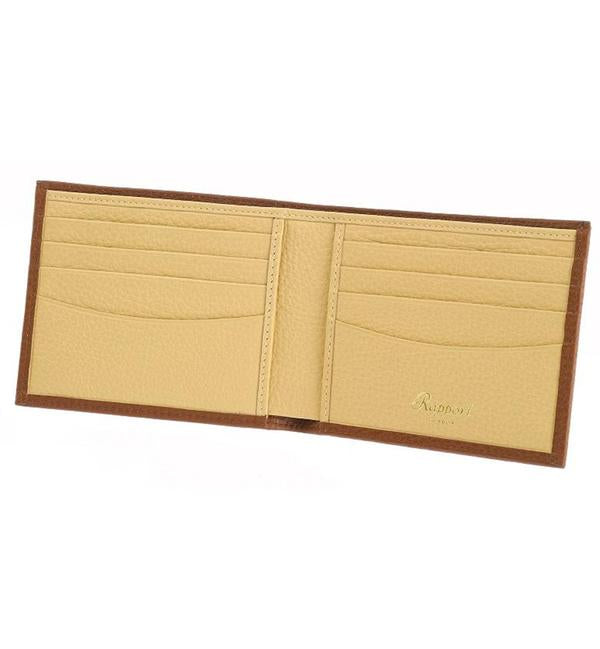 Rapport Berkeley Two Tone Billfold Wallet D151 - Hamilton & Lewis Jewellery