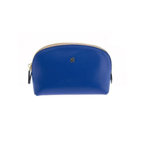Rapport Small Blue Make Up Pouch F105 - Hamilton & Lewis Jewellery