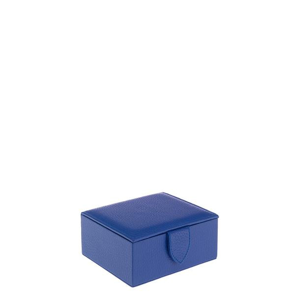 Rapport Sussex Blue Jewellery Trinket Box F175 - Hamilton & Lewis Jewellery
