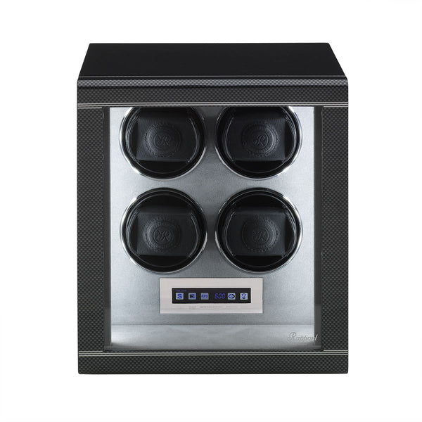 Rapport Formula Carbon Fibre Quad Watch Winder W564