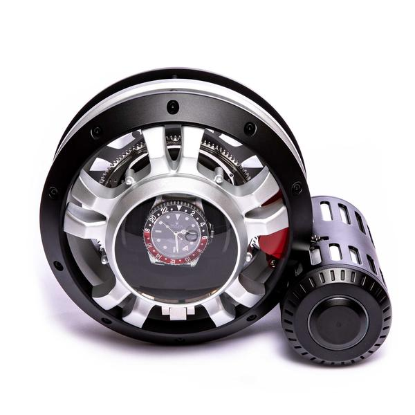 Rapport Wheel Watch Winder W201 - Hamilton & Lewis Jewellery