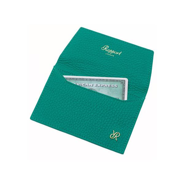 Rapport Sussex Green Card Wallet F157 - Hamilton & Lewis Jewellery