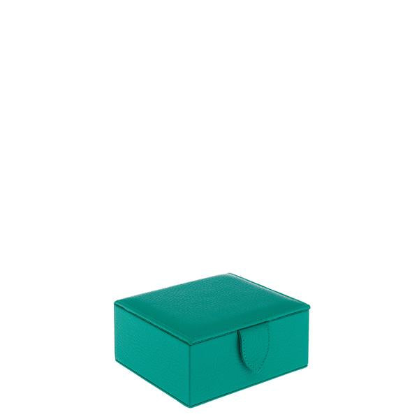 Rapport Sussex Green Jewellery Trinket Box F177 - Hamilton & Lewis Jewellery