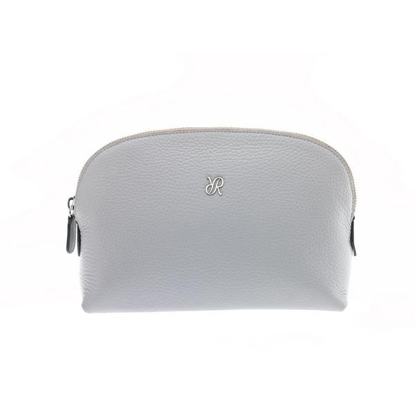 Rapport Large Grey Make Up Pouch F119 - Hamilton & Lewis Jewellery