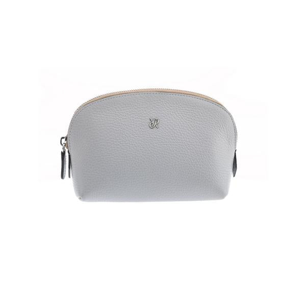 Rapport Small Grey Make Up Pouch F109 - Hamilton & Lewis Jewellery