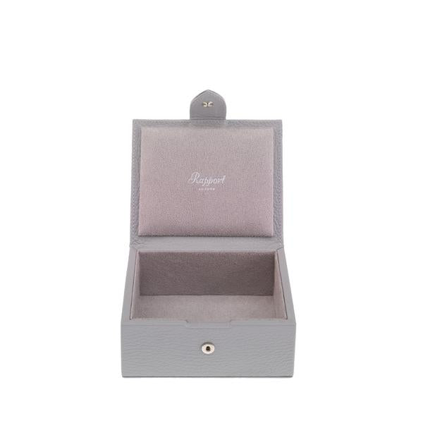 Rapport Sussex Grey Jewellery Trinket Box F179 - Hamilton & Lewis Jewellery