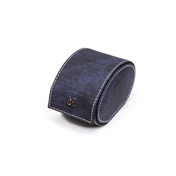 Rapport Soho Single Navy Watch Roll D315