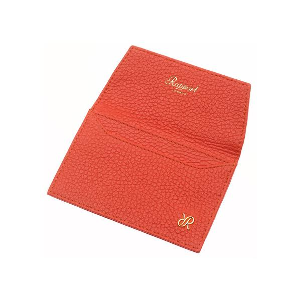 Rapport Sussex Orange Card Wallet F156 - Hamilton & Lewis Jewellery