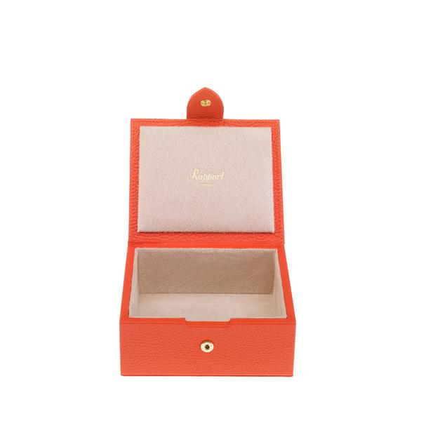 Rapport Sussex Orange Jewellery Trinket Box F176 - Hamilton & Lewis Jewellery
