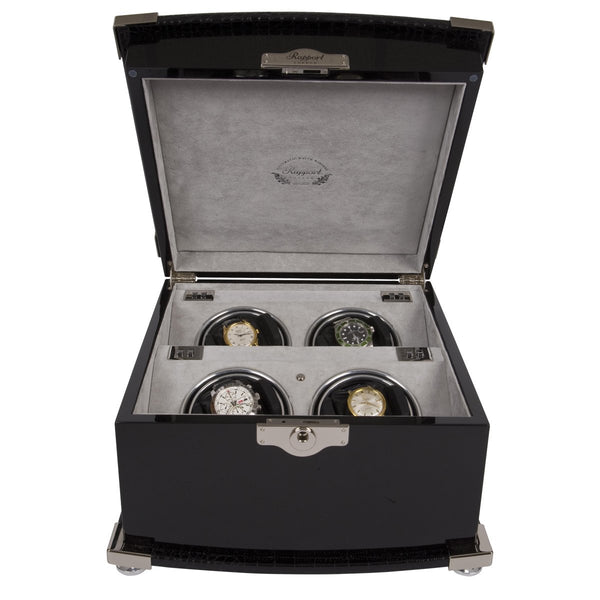 Rapport Serpentine Quad  Watch Winder W224