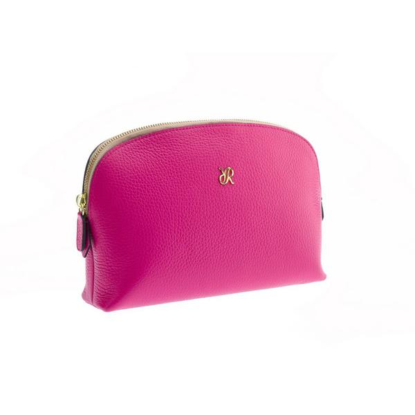 Rapport Large Pink Make Up Pouch F118 - Hamilton & Lewis Jewellery